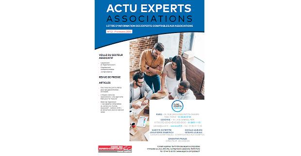 Actu Experts Associations N°53 – 1er Trimestre 2020