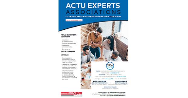 Actu Experts Associations N°55 – 3ème Trimestre 2020