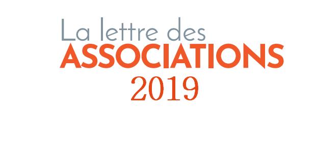 Les lettres des Associations 2019